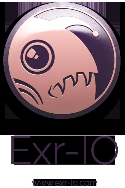 Exr-IO Logo